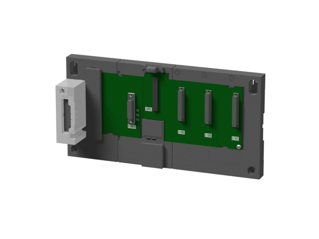 三菱(Mitsubishi)Q系列PLC 产品名称:三菱老款小A系列主基板QA1S33B。 规格型号:QA1S33B。 3槽;需要1个AnS系列PLC电源模块;用于安装大AnS系列PLC模块。 AnS系列PLC的基板底板。 QA1S系列PLC 3槽主基板。 AnS系列的模块可安装。 三菱(Mitsubishi)老款小A系列主基板QA1S33B。 电压/电流输出模拟量模块 Q64DAN 智能通信模块 QD51 Q系列PLC存储卡 Q3MEM-4MBS-SET 老款小A系列主基板 QA1S38B C语言的控制